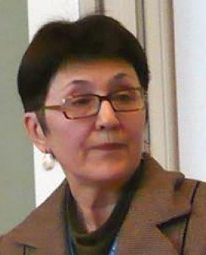 Тамара Іванівна Гундорова (Наблюдательный совет) | Tamara Hundorova (Supervisory Board)